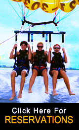 Make Reservations to Parasail